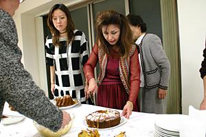 Pouripumpkincake